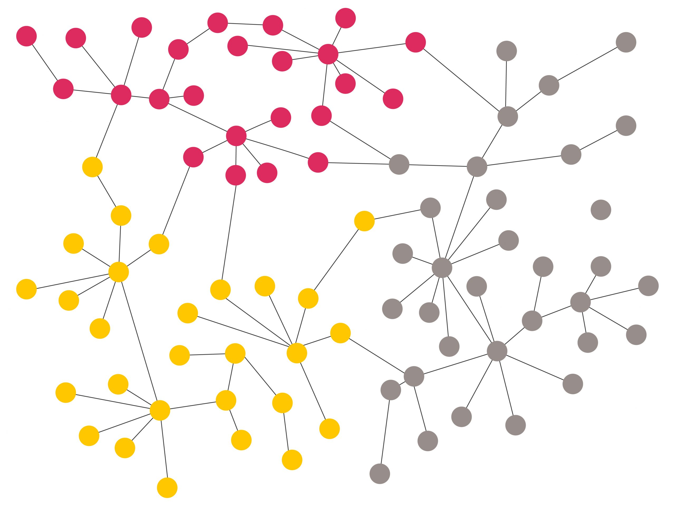 Network Nodes Visual