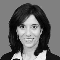 Lisa Schwartz, CBO of Mathematica headshot