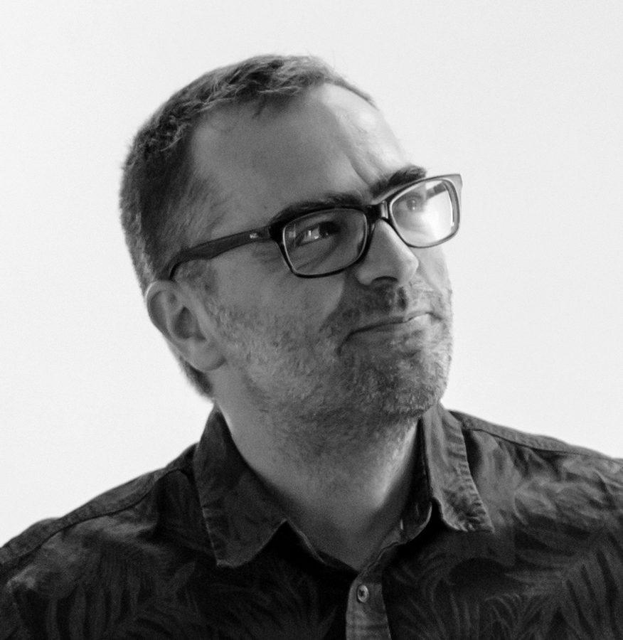 XPLANE Design Director, Sergio Pérez